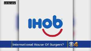 News video: IHOP Reveals The Mystery Of IHOb