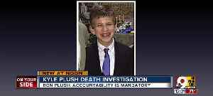 Two firms picked for Kyle Plush death investigation [Video]
