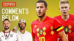 News video: Will Belgium Be The Dark Horse That Wins the World Cup?   Comments Below