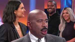 Kardashian 'Celebrity Family Feud' Episode BREAKDOWN! [Video]