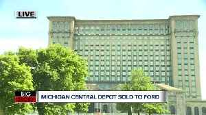 Detroit train station sold to Ford Motor Company, Moroun family says