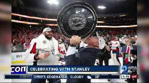 News video: Celebrating with Stanley