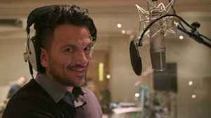Peter Andre voices new 'Thomas the Tank Engine' film character Ace