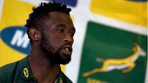 Naomi Campbell Praises First Black South African Rugby Captain In 127 Years