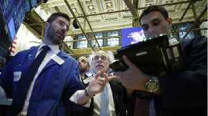 Wall Street Up As Bank Stocks Stay Strong