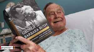 George H.W. Bush Celebrates Birthday, Becomes The First US President To Reach The Age Of 94 [Video]