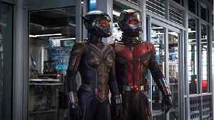 News video: 'Ant-Man And The Wasp' To Show In Panoramic Screen X Format