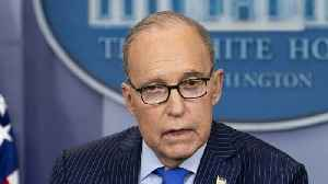 News video: WH Economic Advisor Larry Kudlow To Remain In Hospital