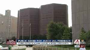 Public asked for feedback about Jackson County Jail
