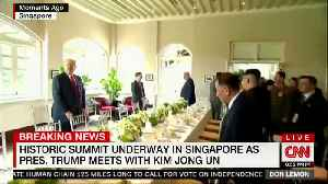 Kim Jong Un's Reaction to Trump's 'Handsome and Thin' Comment Was Priceless