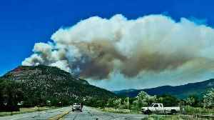 Colorado Wildfire Forces San Juan National Forest To Close