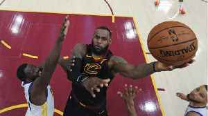 News video: Is LeBron James Headed To The Lakers?