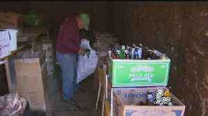Hull Man Raises $100,000 Recycling Bottles And Cans
