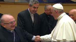 News video: Pope Francis accepts resignation of three Chilean bishops