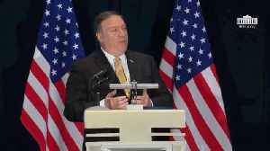 News video: Secretary Of State Mike Pompeo Says He Will Not Be Fooled By North Korea