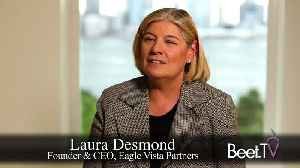 News video: Laura Desmond: Consumers Are Building Brands Now