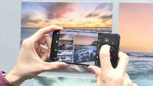 News video: Huawei Looks To Outdo Apple and Samsung