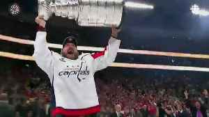 Alex Ovechkin, Washington Capitals Have Wild Four Days With Stanley Cup