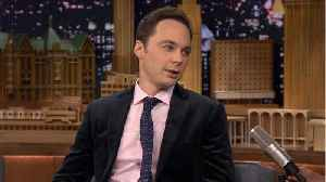 News video: Jim Parsons Credits Britney Spears For His Success During 'Tonight Show' Visit