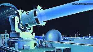 News video: Russia's Making a Laser Cannon for Incinerating Targets in Space