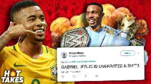 """Gabriel Jesus Is OVERRATED"" 