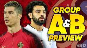 WORLD CUP 2018 Group A & B Preview | Spain, Egypt, Portugal & Russia