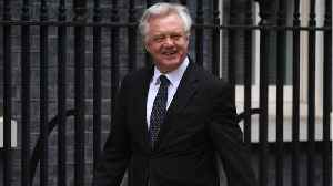 UK's Brexit Secretary Urges Parliament To Back Down In Showdown Over Exit Plan