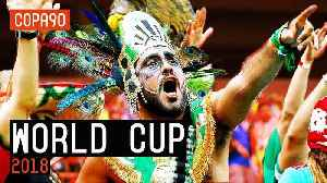 News video: Mexico's Mad Obsession With The World Cup