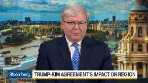 Rudd Says South Korea Will Be Happy With Trump Summit