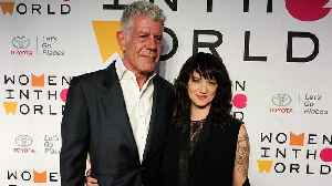 News video: Anthony Bourdain Was So 'Lovestruck' with Asia Argento His Friends Were Concerned