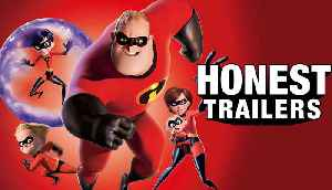News video: The Incredibles - Honest Trailers