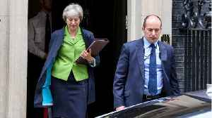 News video: Prime Minister May Narrowly Avoids Rebellion Over Brexit Vote