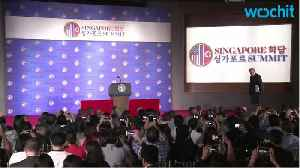 News video: Trump hails NKorea beaches and willingness to do 'right thing'