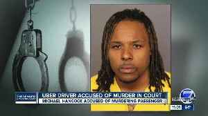 News video: Family of Uber driver accused of murder: 'We need him to know that we love him'