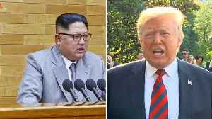 Here's What You Should Know Before Trump's Historic Summit with Kim