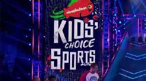 News video: Kids' Choice Sports Awards Announce Select Nominees