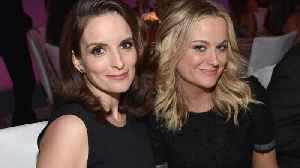 News video: Tina Fey thinks Liz Lemon and Leslie Knope should have a spinoff series, and Christmas just came early