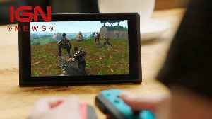 News video: Fortnite on Switch Players Can't Carry Over PS4 Accounts