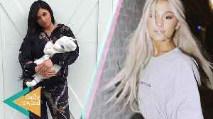 News video: Kylie Jenner WORRIED About KIDNAPPING! Ariana Grande Pregnant! | DR