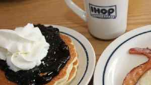 News video: A bunch of fast food restaurants are shading IHOP's name change on Twitter, and we're laugh-crying so hard