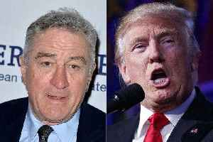 President Trump lashes out at 'punch-drunk' Robert De Niro after actor's Tony Awards curse