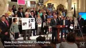 News video: House Bill 612 rally for child sex abuse legal protections