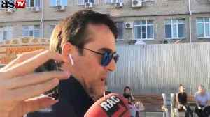 News video: Lopetegui departs Russia after World Cup sacking