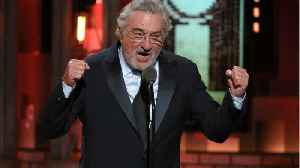 Trump Slams De Niro After Tony Awards Comments