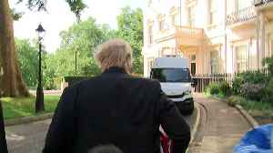 News video: Boris ignores questions on yesterday's Commons vote