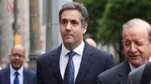 News video: Trump Lawyer Michael Cohen Telling Friends He Expects to be Arrested Any Moment Now: Report