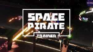 News video: Space Pirate Trainer - Official Reveal Trailer | E3 2018