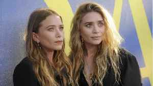 News video: Mary-Kate And Ashley Olsen Turn 32