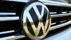 News video: VW fined €1 billion by German prosecutors over diesel emissions scandal