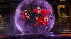 'Incredibles 2' Film Review: Pixar's Superhero Family Is Back, Baby – and What a Baby [Video]
